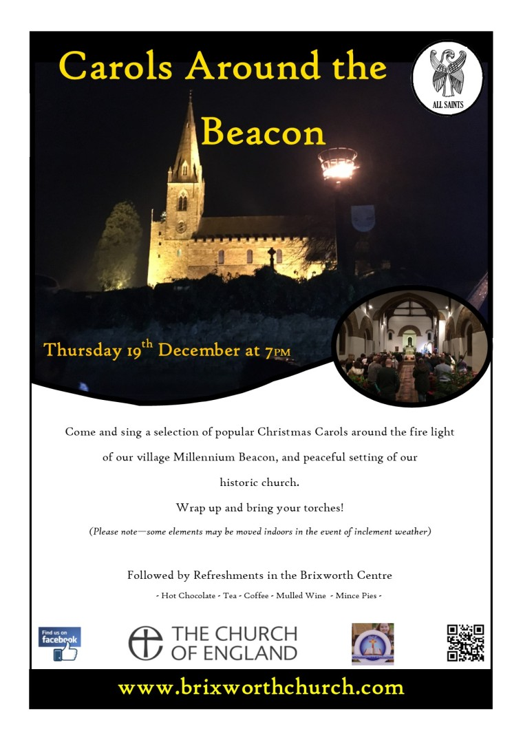 Carols around the beacon 2019